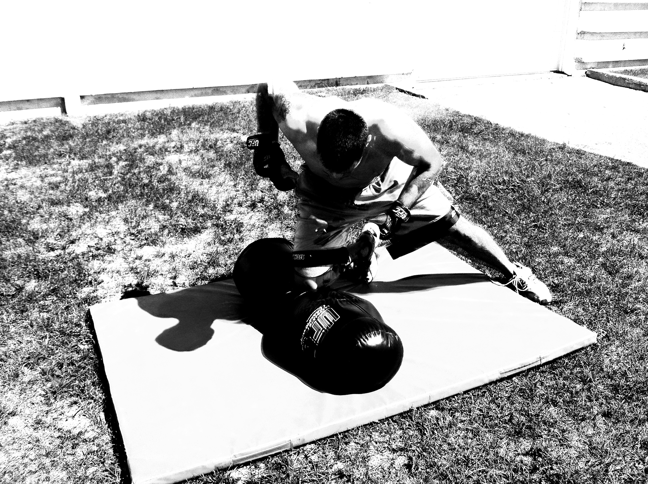 Préparation physique pour les sports de combat